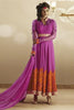 Heeba Party Wear Anarkali Featuring Aamna Sharif:atisundar ravishing   in Pink - 5109 - atisundar - 6 - click to zoom
