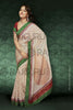 Rajguru Lotus Featuring Sonakshi:atisundar   enticing Bollywood Designer Saree in White  - 4541 - atisundar - 1 - click to zoom