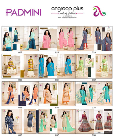 PADMINI BY ANTRA PLUS