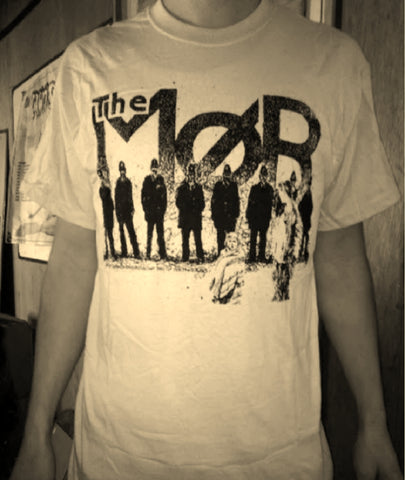 The Mob T-Shirt - Are They Human? Do They Cry?