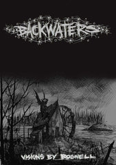 BOS1 - Backwaters (Issue Zero) - Visions by Boswell Mini-Book