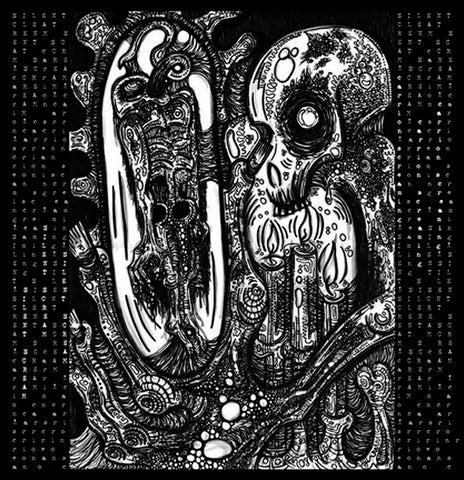 Silent Scream - Carrion Screaming LP