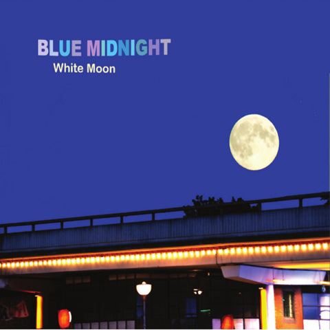 MADCD003 Blue Midnight - White Moon