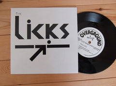 The Licks - 1970's EP