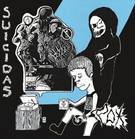 MAD30 Suicidas / Pox - Split EP