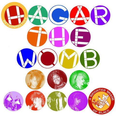 Hagar The Womb - A Brighter Shade of Black