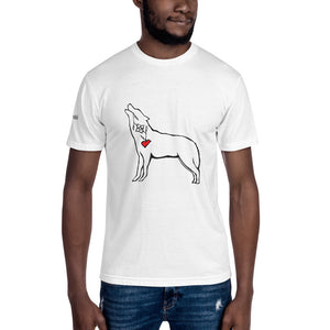 Values T-shirt - Wolf - Humility