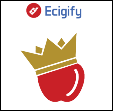 Ecigify - Apple King