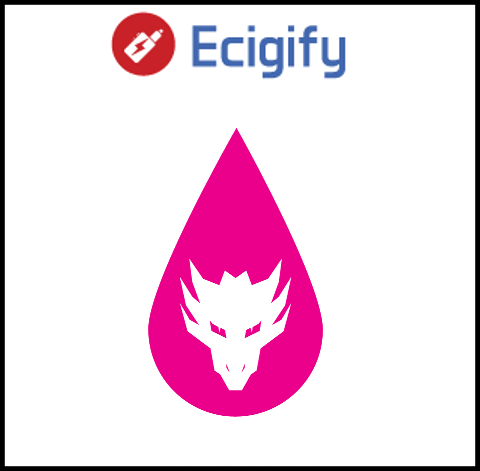 Ecigify: Custom J Dragon's Blood - Hobart Vape Shop, Australia