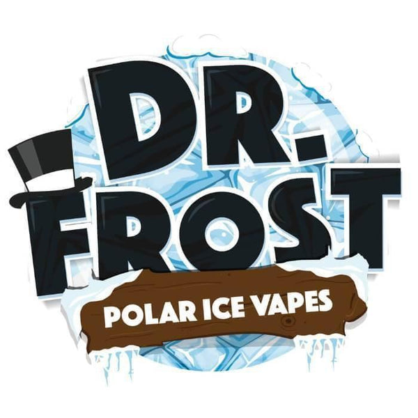 Dr Frost Blue Raspberry ice