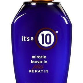It's A 10 Miracle Leave In Plus Keratin Conditioner