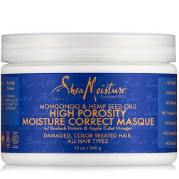 Shea Moisture Mongogo Conditioner Masque