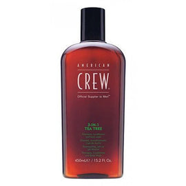 American Crew 3-in-1 Tea Tree Shampoo