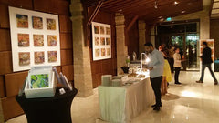 Art Noor's exhibition