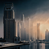 Cloud City (Dubai) by Beno Saradzic
