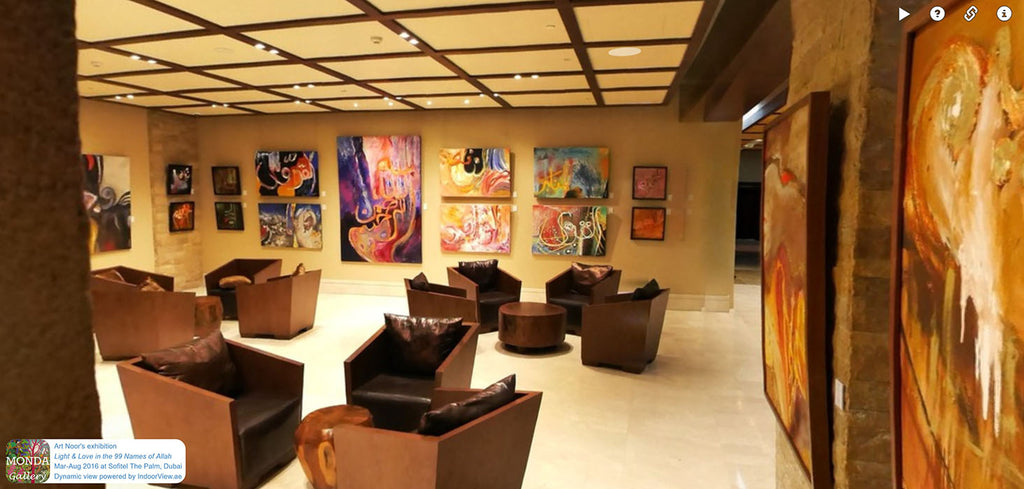 MONDA Gallery at Sofitel the Palm