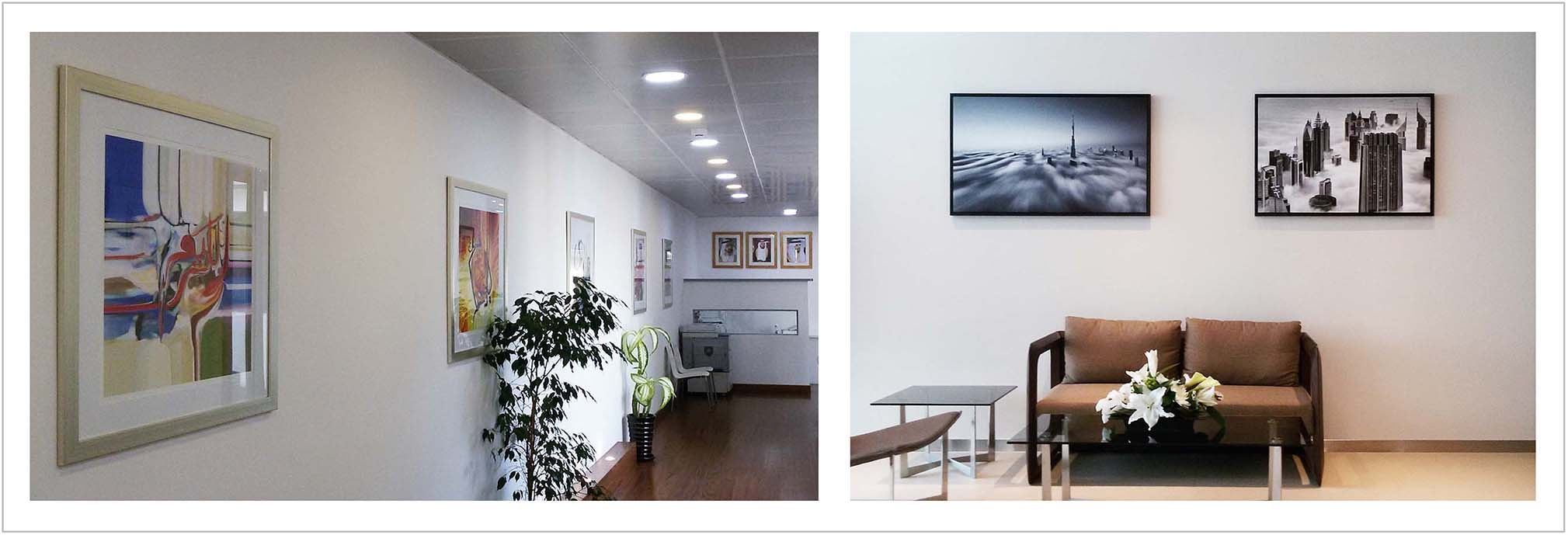 Office decoration examples