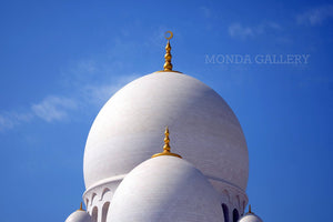 Grand Mosque Dome - MONDA Gallery