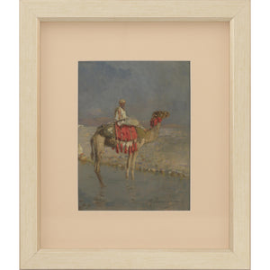 Crossing the River on a Camel - MONDA Gallery