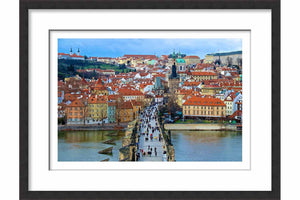 Framed Charles Bridge