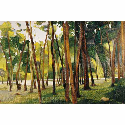 The Woods, Palmi Hills II - MONDA Gallery