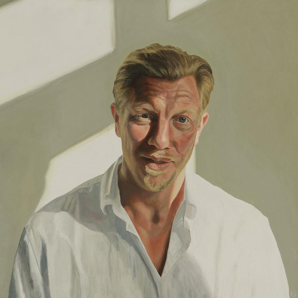 Kai Portman, Friend and Actor - MONDA Gallery