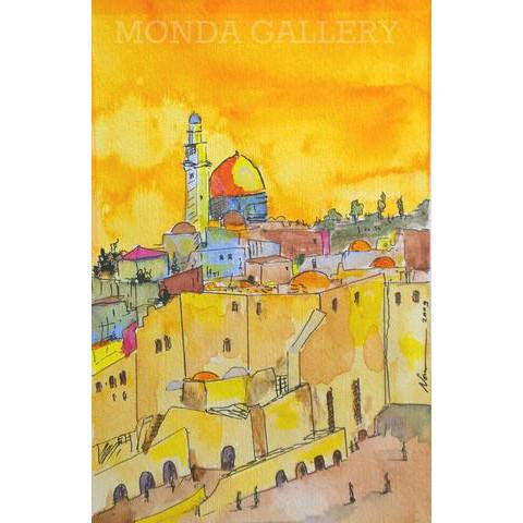 Jerusalem Old City 2 - MONDA Gallery