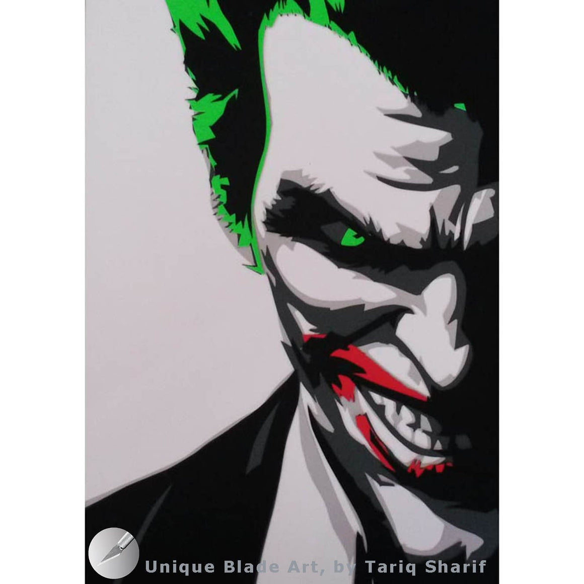 Origins Joker - MONDA Gallery