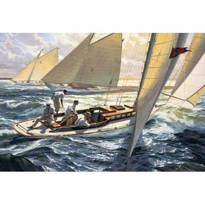 The Joy of Sailing - MONDA Gallery