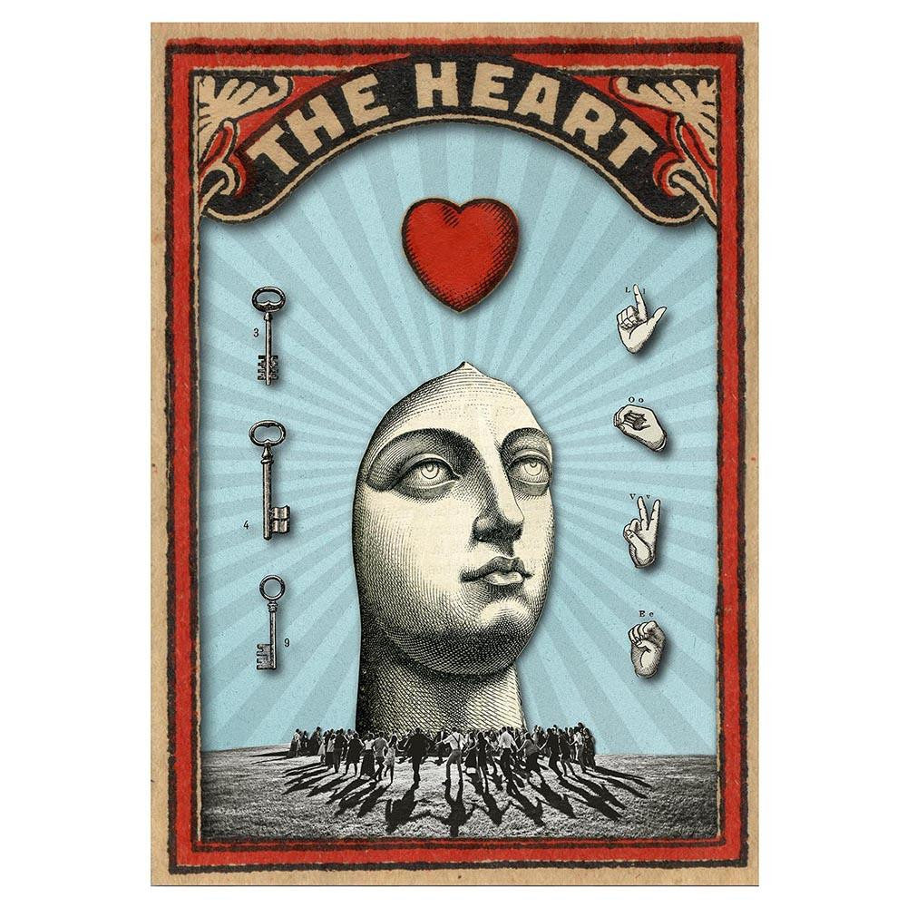 The Heart - MONDA Gallery