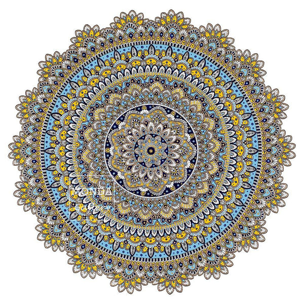 The Happy Mandala
