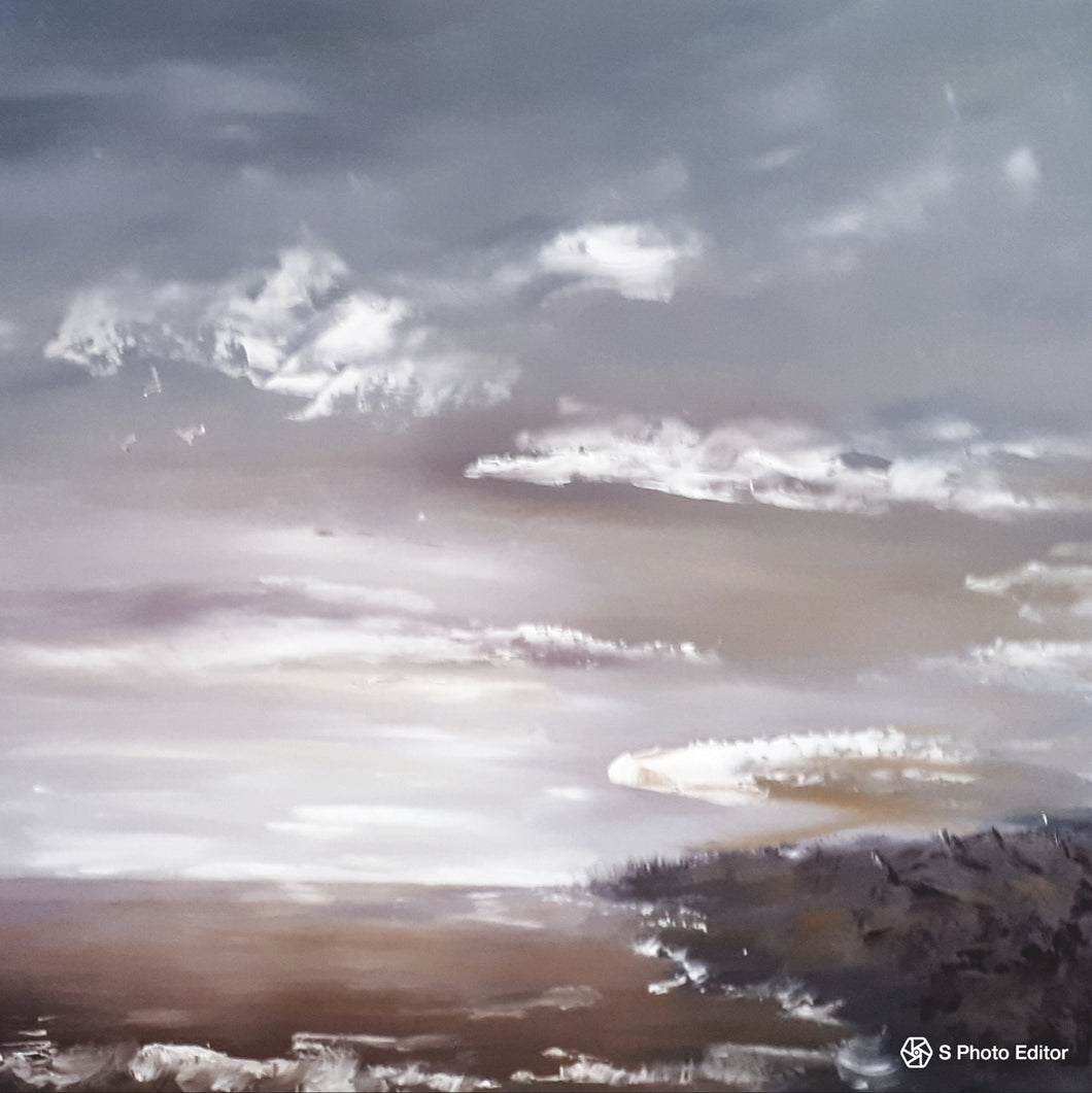 Sunset Calm - Kate Knowles Artist