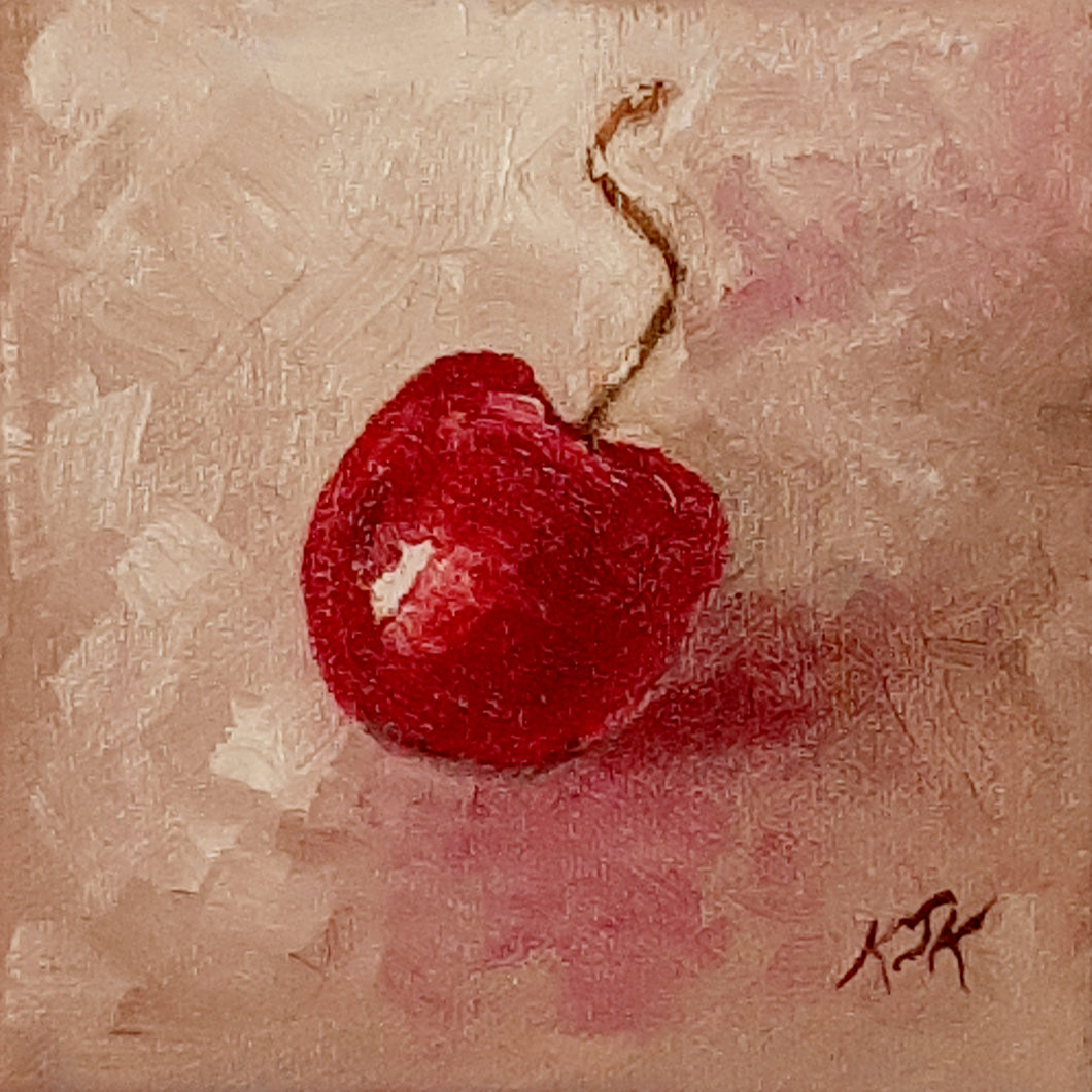 cherry - Kate Knowles Artist