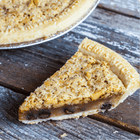 Derby-Pie® chocolate nut pie