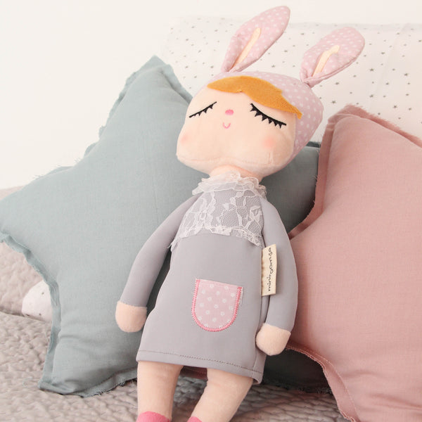 Muñeca Little Rabbit Rosa