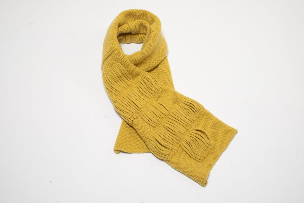 Nancy Scarf Brass