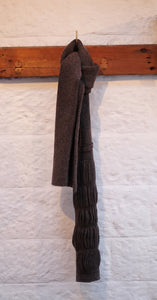 Nancy Scarf in Flannel grey