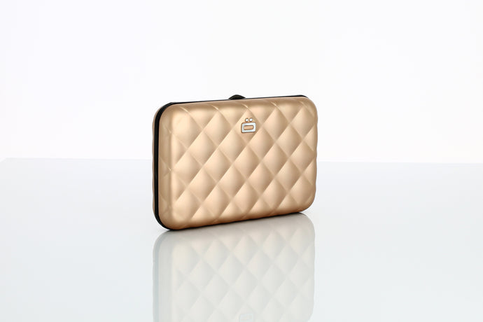 Quilted Button - Ogon Panama
