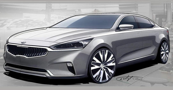 KIA Design Sketch