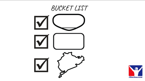 Bucket List Track Maps