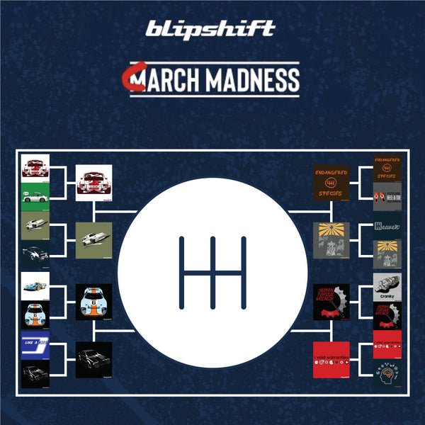 Carch Madness 2020 Bracket