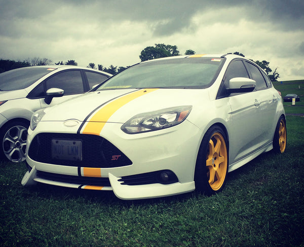Focus ST at Carlisle