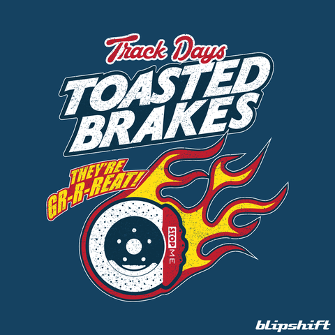 Toasted Brakes Carch Madness