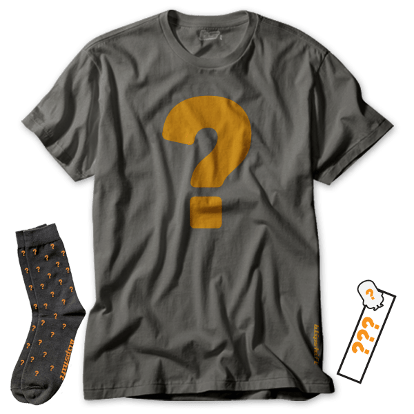 Blipshift WTF Shirt Bundle