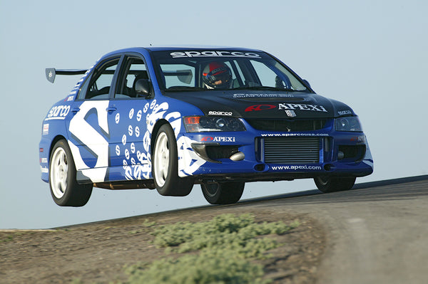 Emile Racing Lancer Evolution