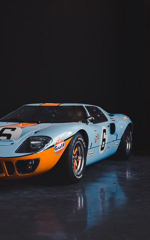 Gulf GT40 Mobile