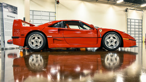 RK Motors F40 Desktop