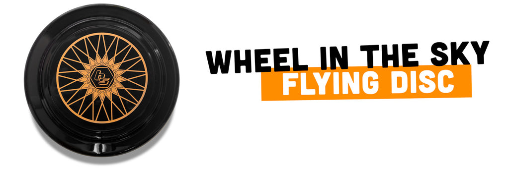 Wheel in the Sky Flying Disc