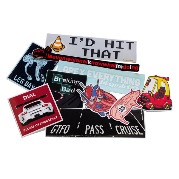 POS Sticker Bundles