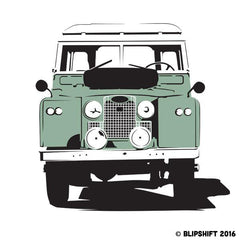 Landy Series II